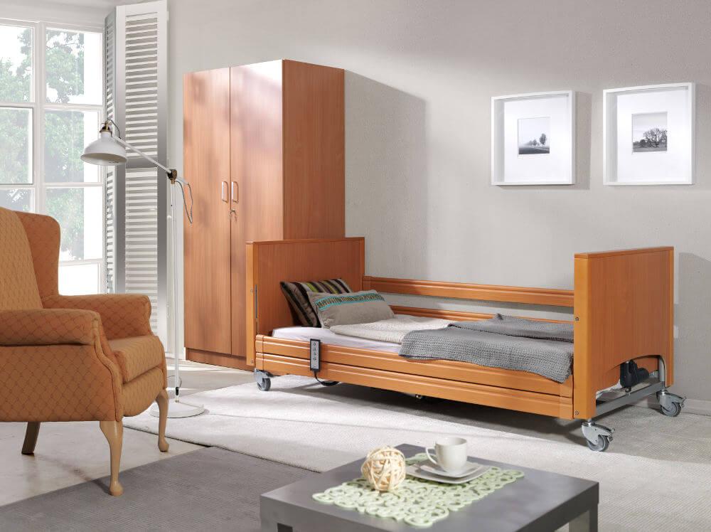 Niezbędne akcesoria do łóżka rehabilitacyjnego | Blog Elbur