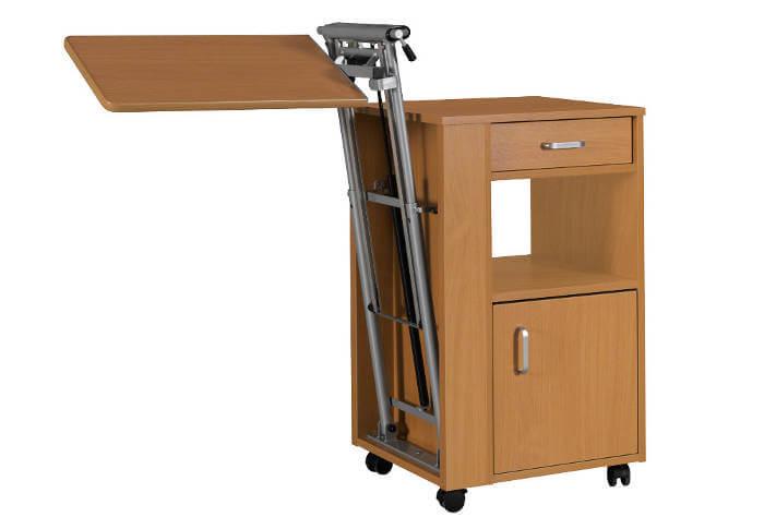 Medyczne szafki przyłóżkowe - najważniejsze cechy i parametry