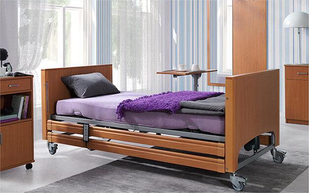 Łóżka rehabilitacyjne producent